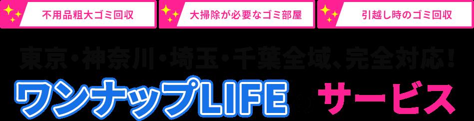 昭島市全地域対応不用品回収・片付けサービス