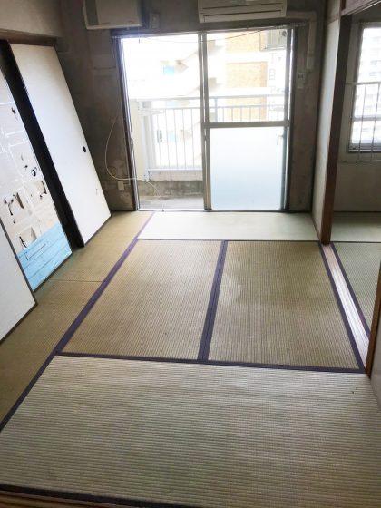 現場レポート・アフター川崎市K様の遺品整理・片付けのご依頼