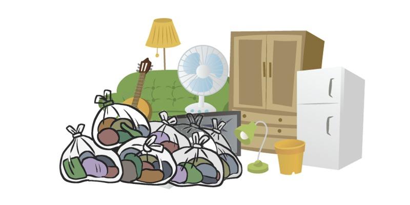 回収できるゴミの種類が多いこと