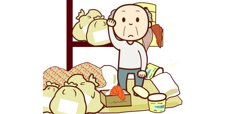 孤独感がゴミ屋敷の原因?
