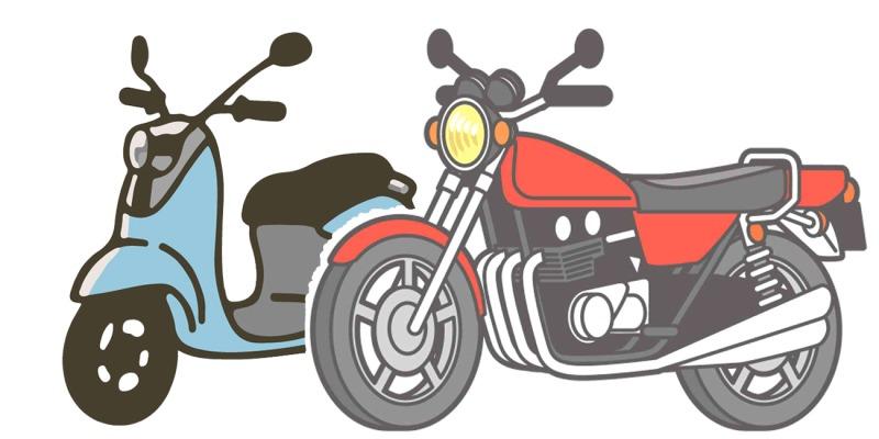 原付バイク・オートバイのリサイクル