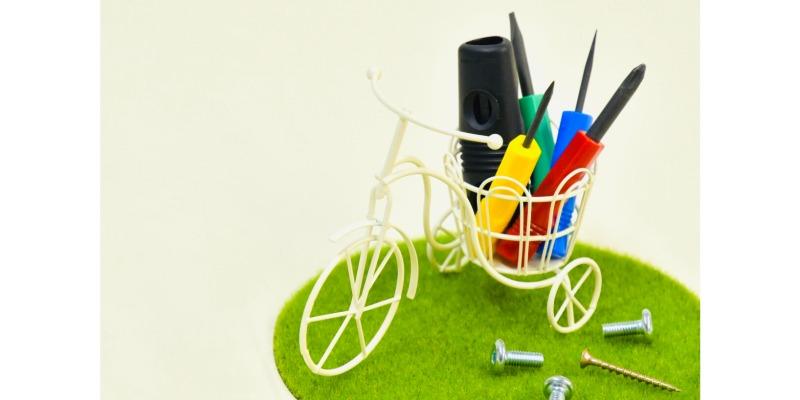 リサイクル自転車・家具の販売