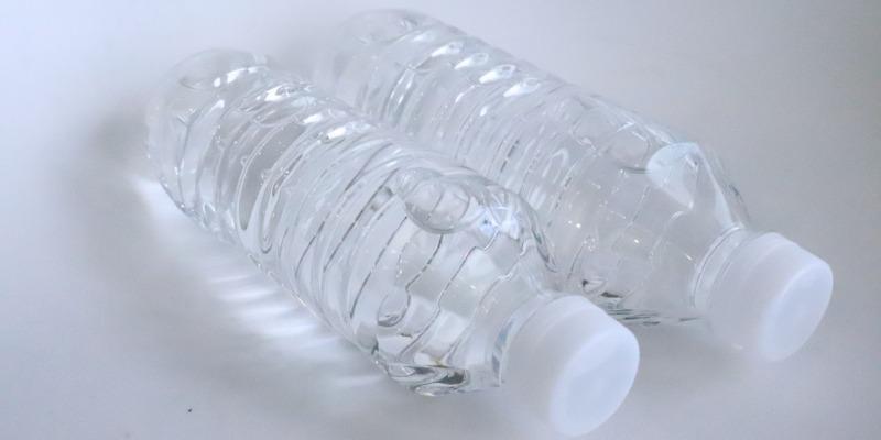 ペットボトルの回収