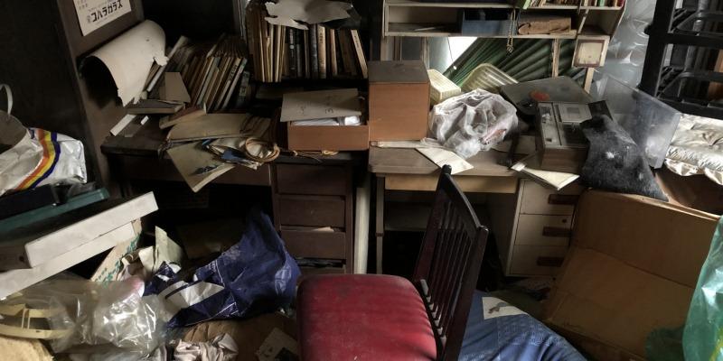 ゴミ屋敷清掃業者