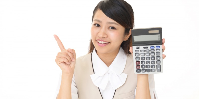 ポイント1.明朗な料金システム