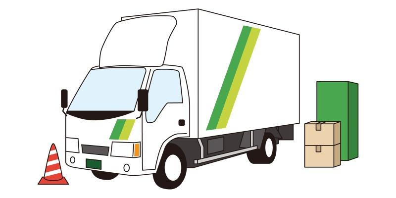 2.トラックの大きさによる料金