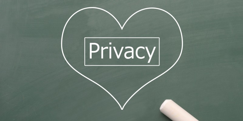プライバシーに対する配慮